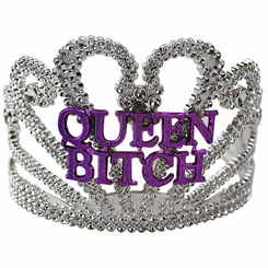 Queen Bitch Tiara