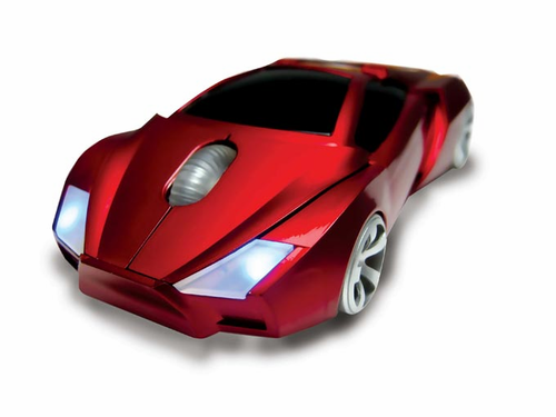 Race Car Mouse - Click to enlarge