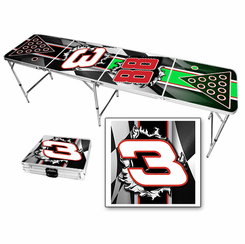 Racing #3 #88 Mixed Beer Pong Table