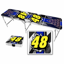Racing #48 Beer Pong Table