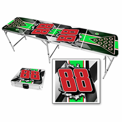 Racing #88 Beer Pong Table
