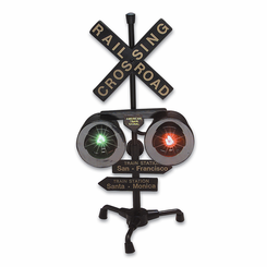 Rail Road Crossing Light