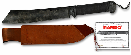 Rambo IV Standard Edition Machete - Click to enlarge