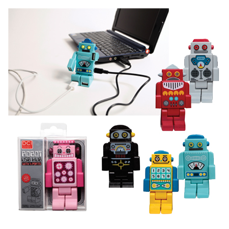 Robot USB Hub - Click to enlarge