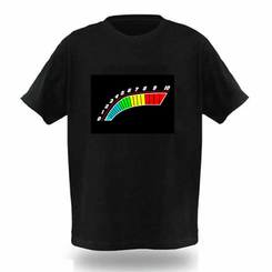RPM Meter Light Up LED Shirt