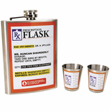 RX Prescription Flask