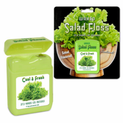 Salad Dental Floss