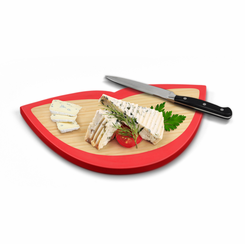 Say Cheese Cutting Board