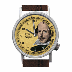 Shakespearean Watch