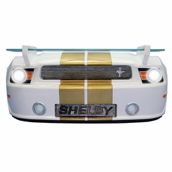 Shelby 2012 GTS Front Wall Shelf