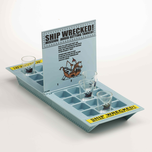 Board Game Ships Ship Wrecked Drinking Game