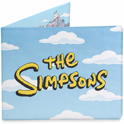 Simpsons Intro Mighty Wallet
