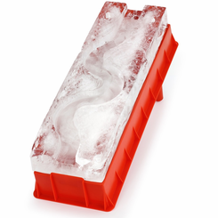 Single Track Ice Luge