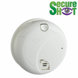 Smoke Detector Hidden Camera w/ DVR (1 Year Battery)