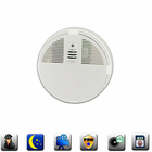 Smoke Detector IP Hidden Camera w/ DVR