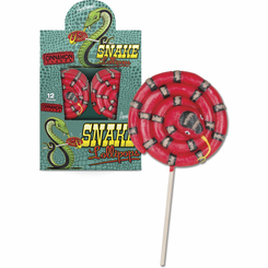 Snake Lollipop