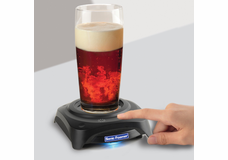 Sonic Foamer: Ultrasonic Beer Flavor Enhancer