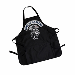 Sons Of Anarchy Apron-Logo