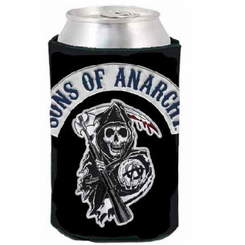 Sons Of Anarchy Koozie-LOGO