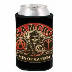 Sons Of Anarchy Koozie-SAMCRO