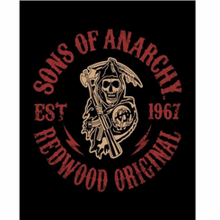 Sons Of Anarchy Mink Blanket