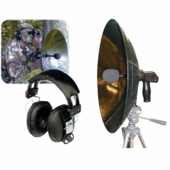 Sound Amplifier for Audio Surveillance