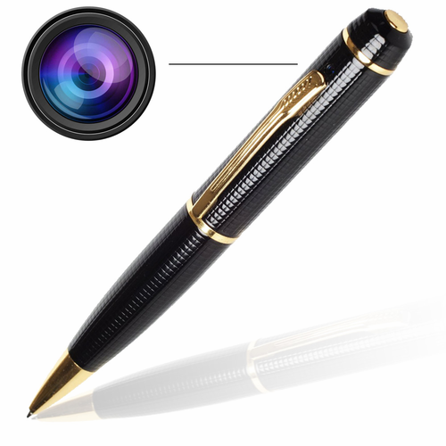 spy pen camera recorder  - Click to enlarge