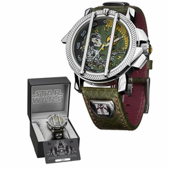 Star Wars Boba Fett Collector's Watch