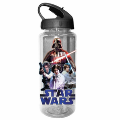 Star Wars Cast 20oz Water Bottle