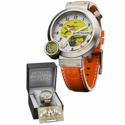 Star Wars Luke Skywalker Collector's Watch