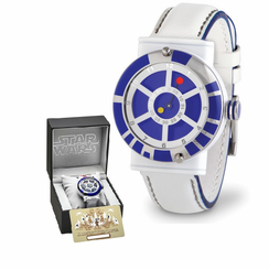 Star Wars R2-D2 Collector's Watch