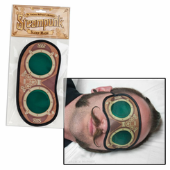 Steampunk Sleep Mask