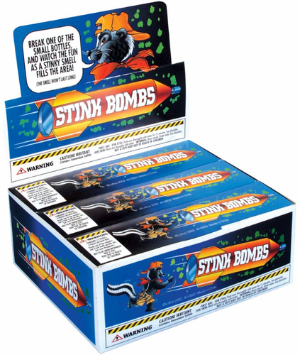 Stink Bomb - Click to enlarge