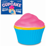 Stress Cupcake - Squeezable Stress Relief