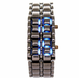 Sub-Zero Blue Steel Watch