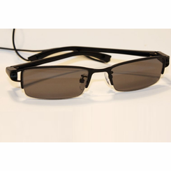 Sunglass Lens Hidden Camera