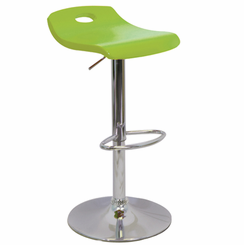 Surf Barstool Green BS-SURF-WD-G