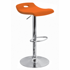 Surf Barstool Orange BS-SURF-WD-O
