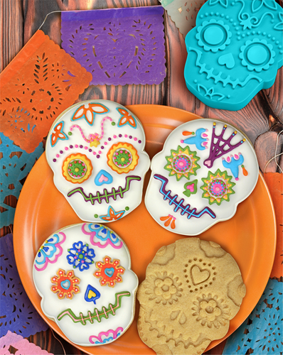 Sweet Spirits Cookie Stamps - Click to enlarge