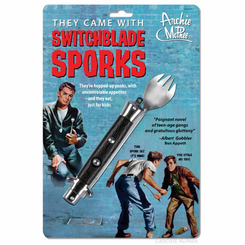 Switchblade Spork