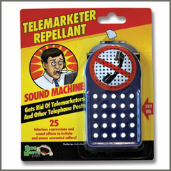 Telemarketer Repellent Sound Machine