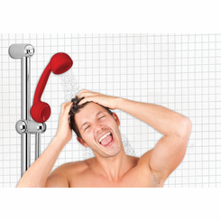 Telephone Shower Head