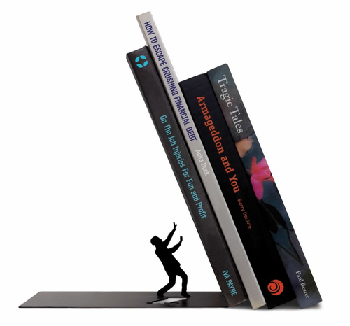 The End Bookend - Click to enlarge