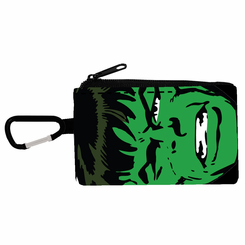 The Hulk Key Ring Coin/Card Case