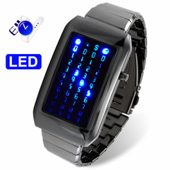 The Matrix Led Digital Watch