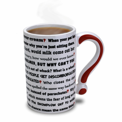 The Question Mug