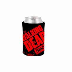 Walking Dead Can Koozie-Logo