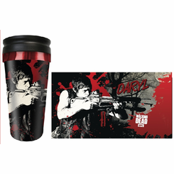Walking Dead-Daryl 16oz Travel Mug