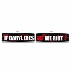 Walking Dead Wristband-Riot