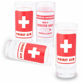 Thirst Aid Shot Glasses